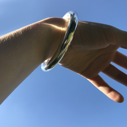 Charlotte Bangle Bracelet
